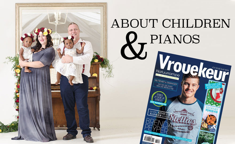 About Children & Pianos