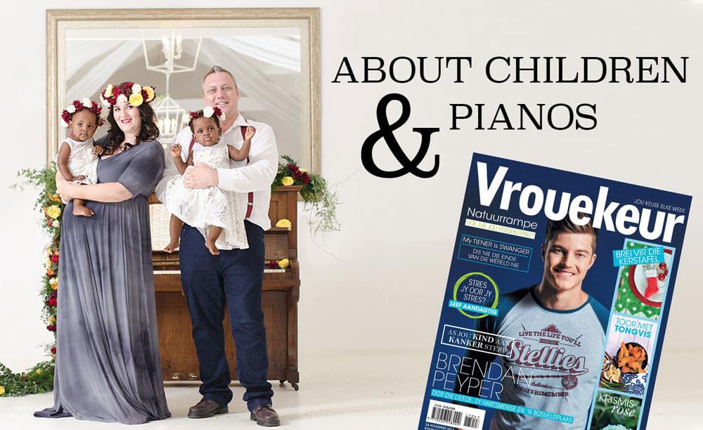 About Children & Pianos